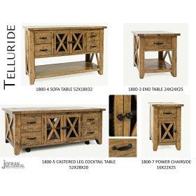 Telluride Coffee Table