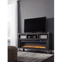 Todoe - Gray 2 Piece Entertainment Set