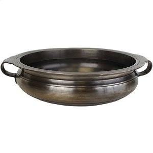 Bronze Bowl with Handles Product Image