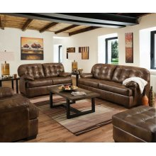 2037 Loveseat in Soft Touch Chaps