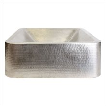Small Square Double Wall Vessel