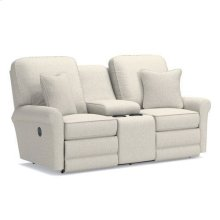 Addison Reclining Loveseat w/ Console