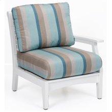 Classic Terrace Left Arm Club Chair