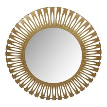 Radiate Mirror Gold