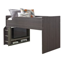 Annikus - Gray 3 Piece Bedroom Set