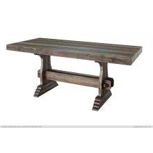 Rectangular Counter H. Table