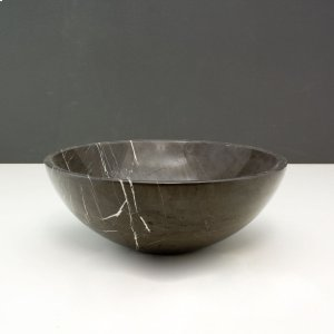 Urban Vessel Sink, Marquina Taupe Product Image