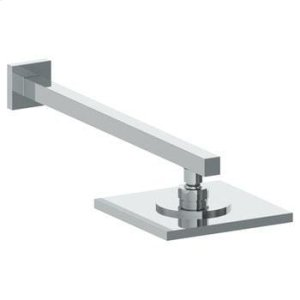 """Wall Mounted Showerhead, 3""""dia, With 7 3/8"""" Arm and Flange Product Image"""