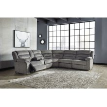 Malmaison - Ash 4 Piece Sectional