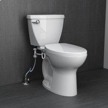 AquaWash Manual SpaLet Bidet Seat  American Standard - White