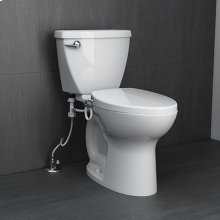 AquaWash Manual SpaLet Bidet Seat  American Standard - White