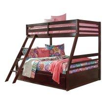 Halanton - Dark Brown 3 Piece Bedroom Set