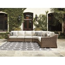 Beachcroft - Beige 3 Piece Patio Set