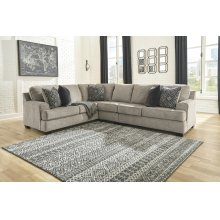 Bovarian - Stone 3 Piece Sectional