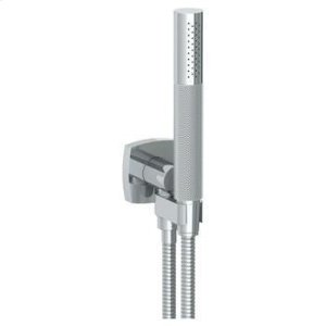 """Wall Mounted Hand Shower Set With Slim Hand Shower and 69"""" Hose Product Image"""