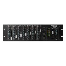 10 Channel Mixer With Bluetooth
