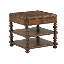 Bazaar End Table