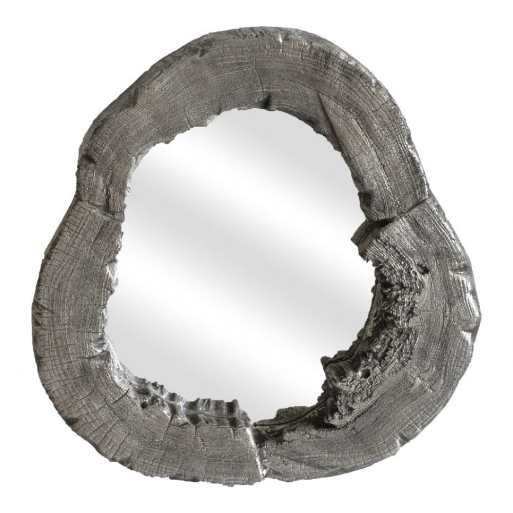 Cambria Mirror Silver