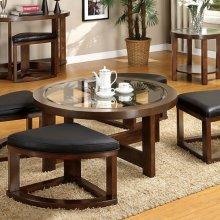 Crystal Cove Ii Coffee Table