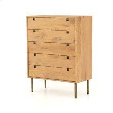 Carlisle 5 Drawer Dresser