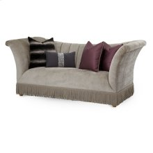 Channel Back Sofa Grp