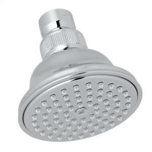 "Polished Chrome 3 1/16"" Perletto Anti-Cal Showerhead Product Image"