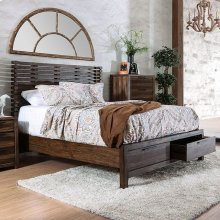 Queen-Size Hankinson Bed