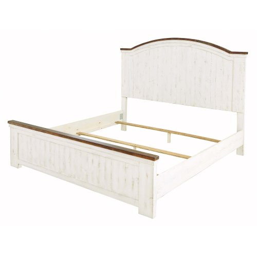 King/Cal King Panel Footboard