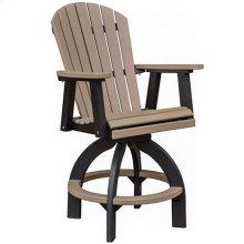 Comfo-Back Swivel Bar Chair