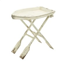 """WD FOLDING TABLE 28""""W, 25""""H"""