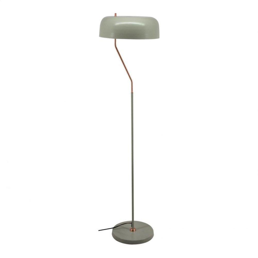 Alva Floor Lamp Grey Large