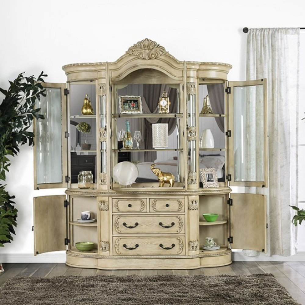 Tuscany Hutch Buffet