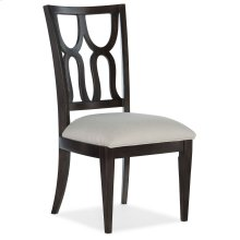 Dining Room Curvee Side Chair