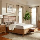 Bedroom - Alta Storage Bed Product Image