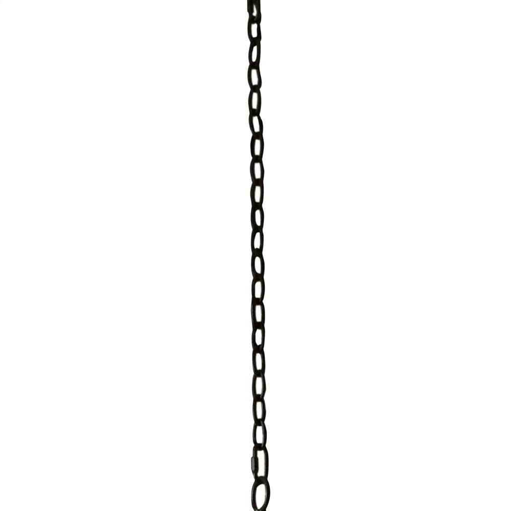 """Tennyson Chandelier 24"""" Chain-rust"""