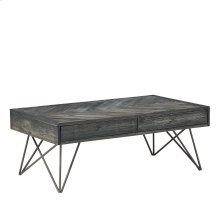 2-Drawer Cocktail/Coffee Table