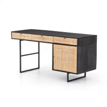 Carmel Desk-black Wash