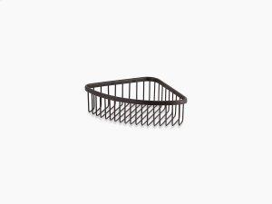 Oil-rubbed Bronze Large Shower Basket Product Image
