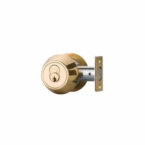 Single Cylinder Deadbolt Product Image