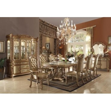 VENDOME HUTCH & BUFFET