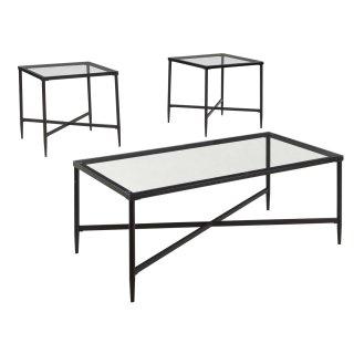 Augeron 3 Piece Table Set