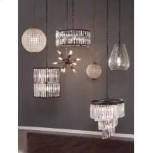 Alanya Chandelier Small wBulb