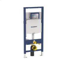 Duofix in-wall system with Sigma concealed tank For 2x6 construction 1.28/0.8 GPF Flush Volume