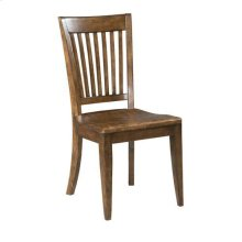 The Nook Wood Seat Side Chair