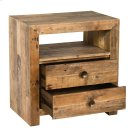 Omni 2Dwr Nightstand Natural Product Image