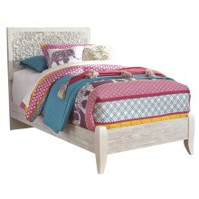 Paxberry - Whitewash 2 Piece Bed Set (Twin)