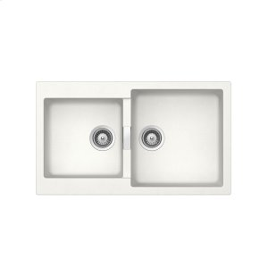 Alpina Built-in sink Signus N-200 stackpacked incl. automatic drain kit Product Image