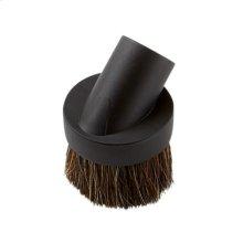 Natural hair dusting brush