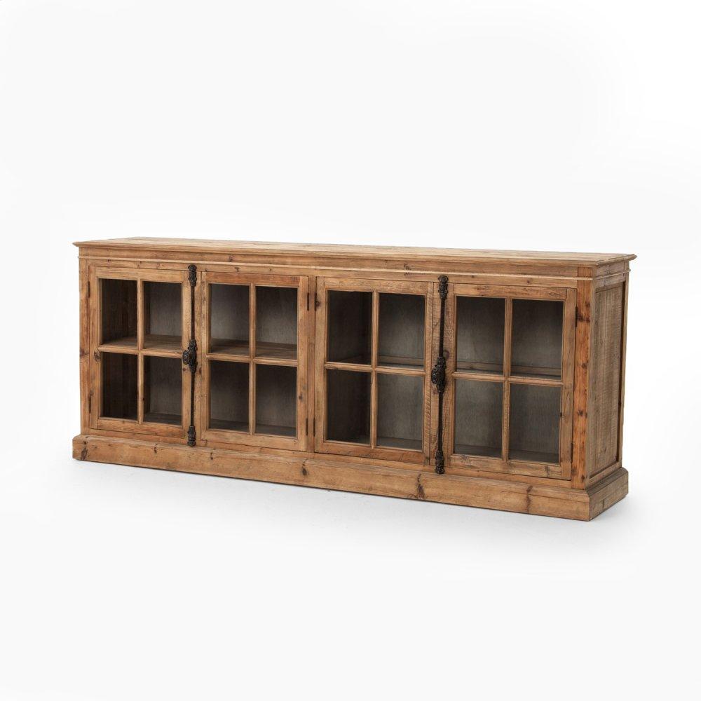 Monaco Sideboard-bleached Pine