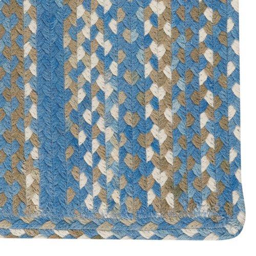 Garrison Bluestone Braided Rugs (Custom)